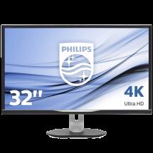 """Monitor PHILIPS Monitor 31.5 VA 328P6VUBREB/00  31.5"""", VA, 3840 x 2160 4K UHD, 16 : 9"""