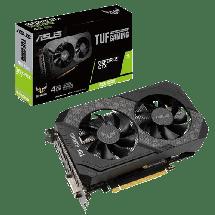 Grafička karta ASUS nVidia GeForce GTX 1650 SUPER 4GB GDDR6 128bit - TUF-GTX1650S-4G-GAMING  Nvidia GeForce GTX 1650 SUPER, 4GB, GDDR6, 128bit