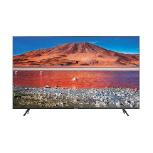 "SAMSUNG Televizor UE65TU7172UXXH SMART (Srebrni)  LED, 65"" (165.1 cm), 4K Ultra HD, DVB-T2/C/S2"