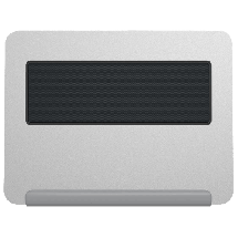 "COOLER MASTER Postolje za hlađenje laptopa NOTEPAL U150R   do 15"", 1600 ± 200 RPM, 13.5 CFM, Srebrna"