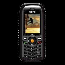 """ALPHA R1 Black (Crna)  2.0"""", 0.08 Mpix, 1300 mAh, 220 x 176"""