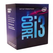 Core i3-9100F procesor 4-Core 3.6GHz (4.2GHz) Box socket 1151