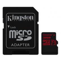UHS-I U3 MicroSDHC 32GB V30+ Adapter SDCR/32GB React