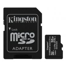 A1 MicroSDHC 32GB 100R class 10 SDCS2/32GB + adapter