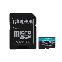 U3 V30 microSDXC 128GB Canvas Go Plus 170R A2 + adapter SDCG3/128GB