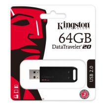 DataTraveler 20 (dt20/64gb) flash memorija 64GB USB 2.0