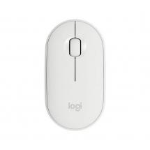 Pebble M350 (910-005716) bežični optički miš 1000dpi beli