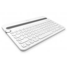 K480 (920-006367) Tastatura Bluetooth Multi-Device Bela