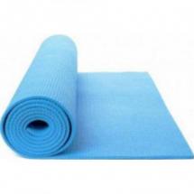 LiveUp Prostirka za vežbanje - PVC, plava - LS3231