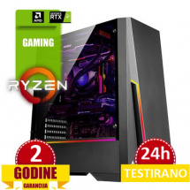 PCP Viserion, AMD Ryzen 7 3700X/16GB/SSD 960/TUF 3-RX5700XT
