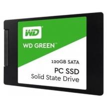 "WD Green (WDS120G2G0A) SSD disk 120GB 2.5"" SATA III"